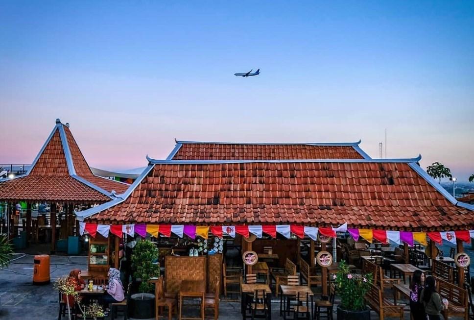 Jam Buka Seven Sky Jogja Tempat Nongkrong Kekinian di Rooftop Lippo Mall