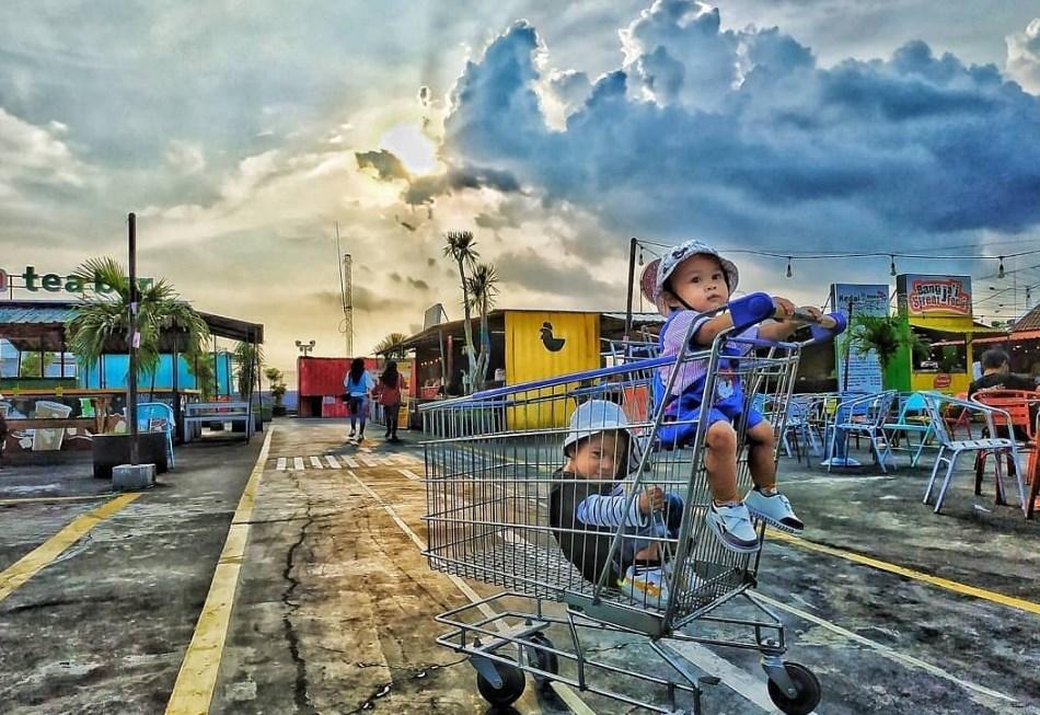 Spot Foto Seven Sky Jogja