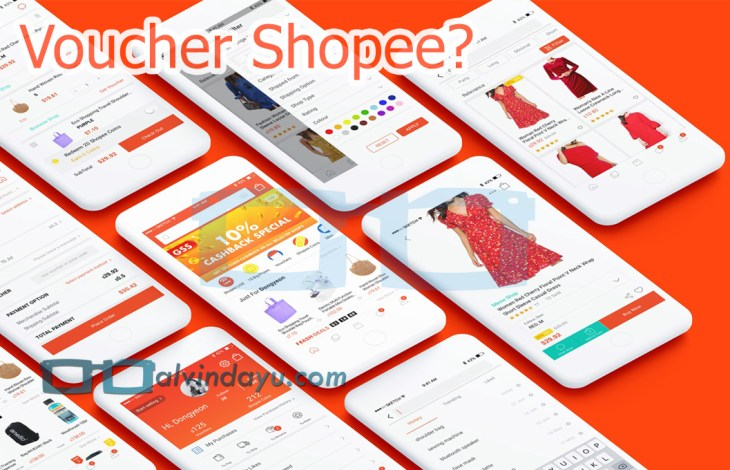 Cara Membuat Voucher Shopee