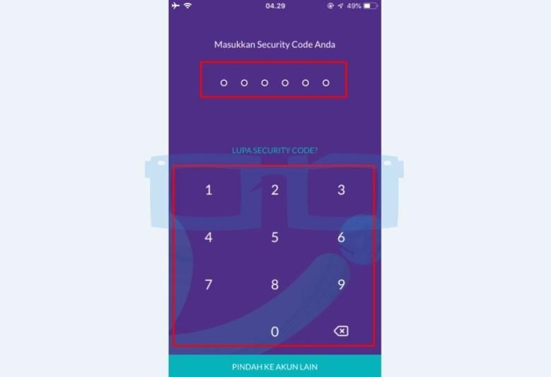 Buka Aplikasi OVO untuk Top Up Shopeepay