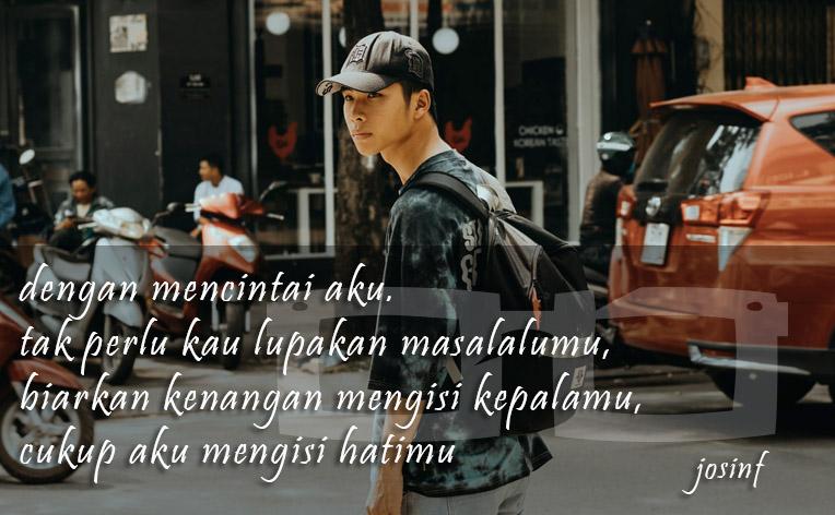 Font Untuk Quotes IG Cinta Galau Kekinian Pristina