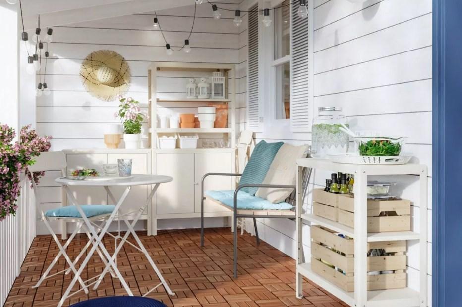 Model Furniture Minimalis Modern Teras Depan Rumah