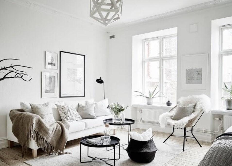 Model Furniture Minimalis Ruang Tamu