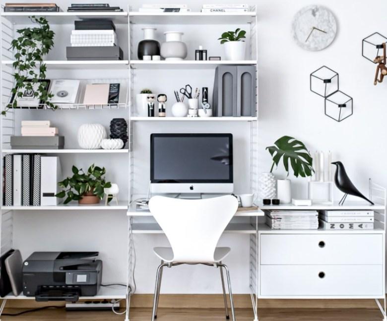 Model Furniture Minimalis untuk Ruang Kerja