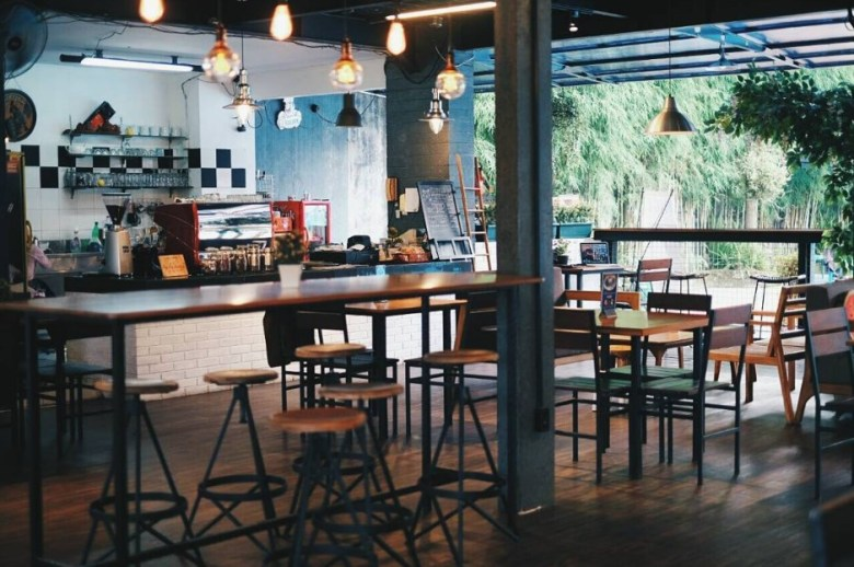 Sagara Coffe Tempat Nongkrong di Bogor Free Wifi