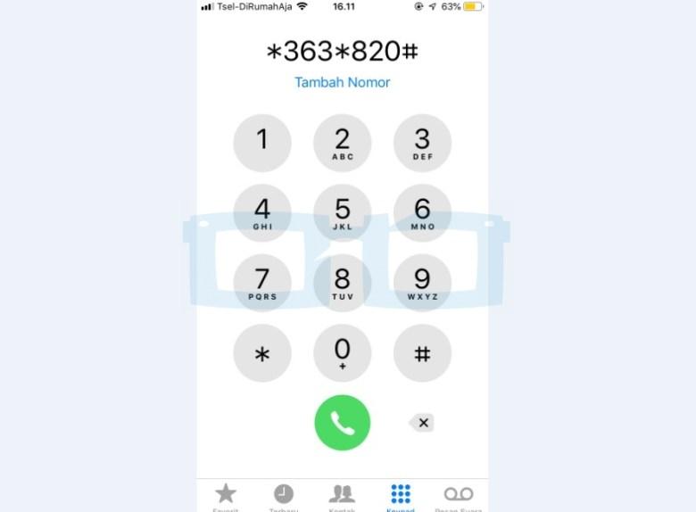 Kode Paket Internet Telkomsel 2GB Murah