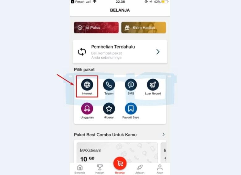 Pilih Paket Internet Telkomsel Murah