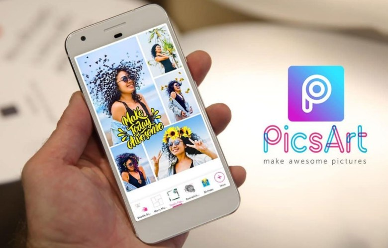 PicsArt Editor Foto Android dan Iphone 1