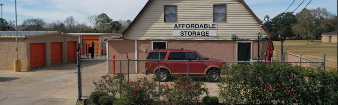 Alvin TX Self Storage - Affordable Storage Competitive Price