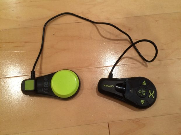 Finis Duo mp3 player