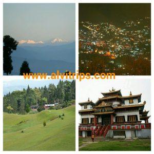 कलिमपोंग के पर्यटन स्थल
