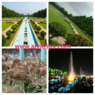 जमशेदपुर जुबली पार्क के सुंदर दृश्य
