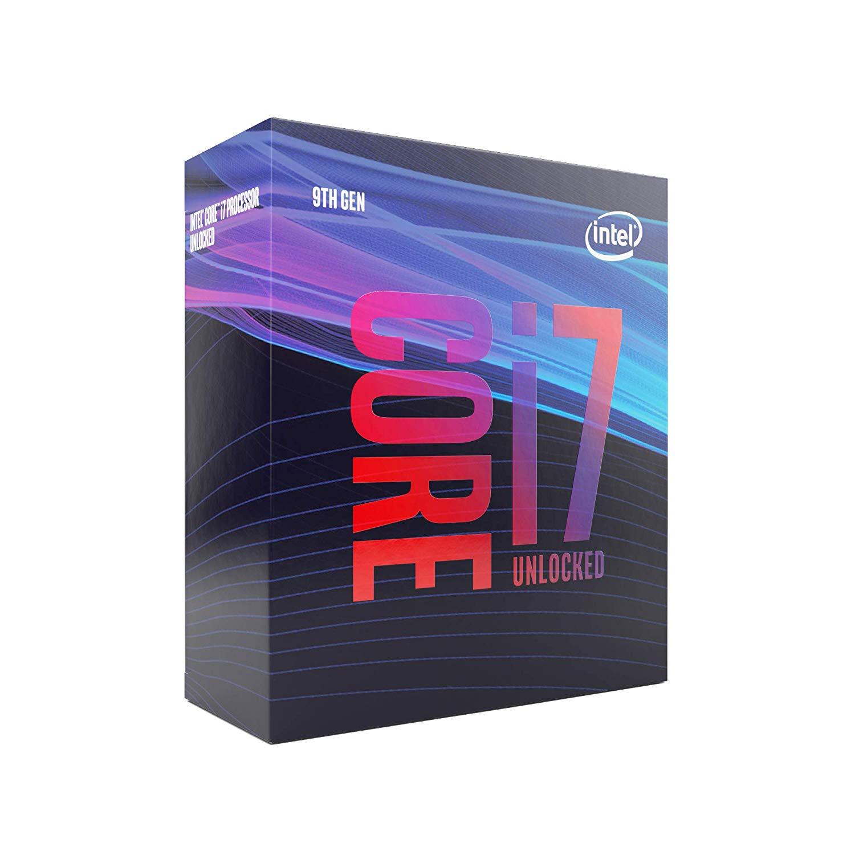 Intel Core I7 9700k Desktop Processor 8 Cores Up To 4 9