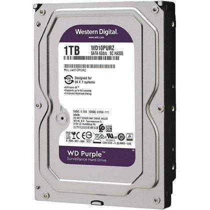 Western Digital WD Purple 1TB Surveillance Hard Disk WD10PURZ 2