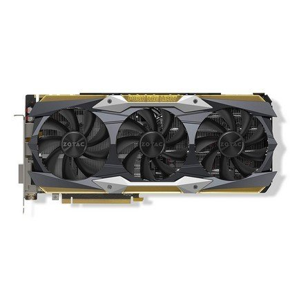 ZOTAC GeForce GTX 1080 Ti AMP Extreme 11GB 2
