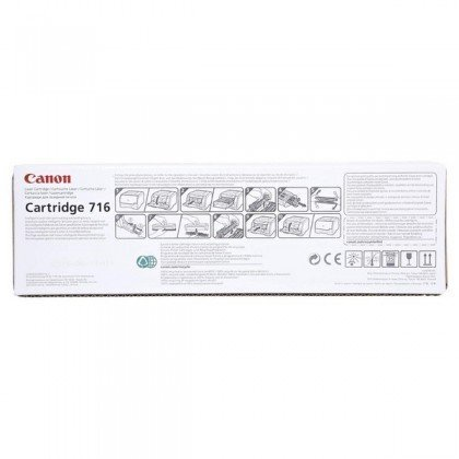 Canon 716 Toner Cartridge. 1