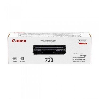 Canon 728 Black Toner Cartridge.