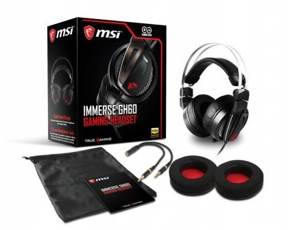 MSI Immerse GH60....