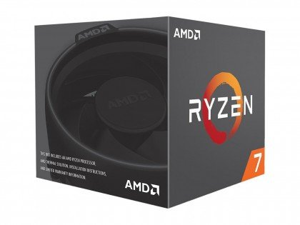 AMD RYZEN 7 2700 8 Core 3.2 GHz AM4 Socket Processor YD2700BBAFBOX.