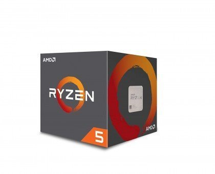 AMD Ryzen 5 2600 Hexa 6 Core 3.40 GHz AM4 Socket Prcessor YD2600BBAFBOX.