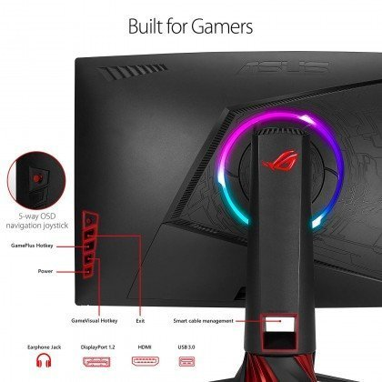 ASUS XG35VQ 35 inch Curved Gaming Monitor....