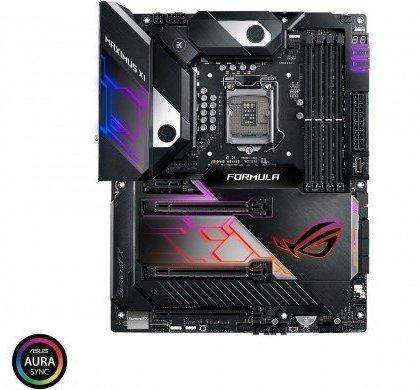 Asus ROG Maximus XI Formula LGA 1151 ATX DDR4 Z390 Gaming Motherboard 90MB0XU0 M0EAY0