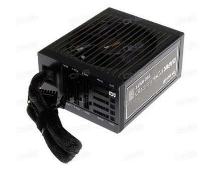 Be Quiet DARK POWER PRO 11 750W 80 PLUS PLATINUM CERTIFIED BN252