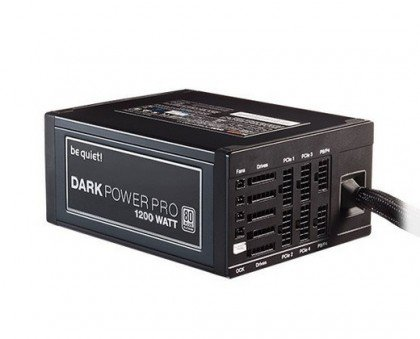 Be Quiet Dark Power Pro 11 1200W 80 Plus Platinum Certified BN255