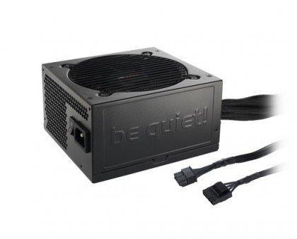 Be Quiet Pure Power 10 400W 80 Plus Silver Certified BN272