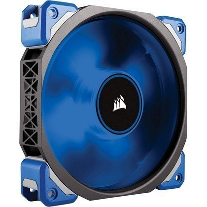 Corsair ML140 Pro LED Blue 140mm Premium Magnetic Levitation Cooling Fan CO 9050048 WW