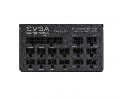 EVGA SuperNOVA 1200 P2 80 PLATINUM 1200W Fully Modular EVGA ECO Mode 220 P2 1200 X2