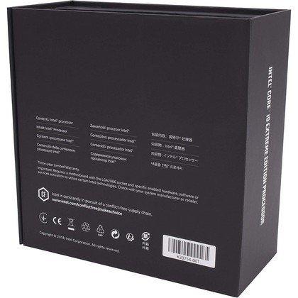 Intel Core I9 9980XE Extreme Edition 3.0 Eighteen Core LGA 2066 BX80673I99980X