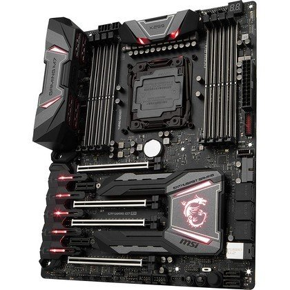 MSI X299 GAMING M7 ACK LGA 2066 Intel X299 SATA 3.1 Intel Motherboard