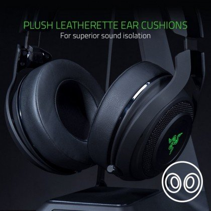 Razer ManOWar Wireless 7.1 Surround Soud Gaming Headset..........