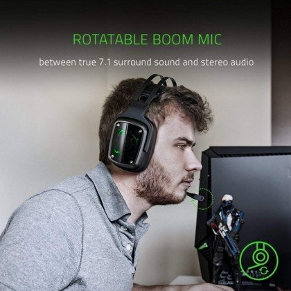 Razer Tiamat 7.1 V2 Analog Surroung Sound Gaming Headset.....