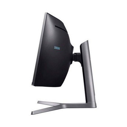 Samsung 49 Curved Monitor With Metal Dot Technology LC49HG90DMMXUE