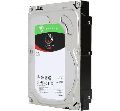 Seagate IronWolf NAS 5900RPM Internal SATA Hard Drive 4TB 3.5 Inch ST4000VN008