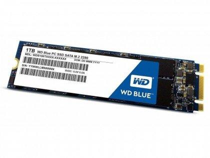 Western Digital WD 1TB Blue SATA III M.2 Internal SSD WDS100T1B0B.. 1