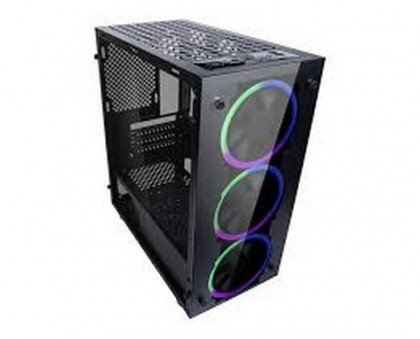 1st Player Fire Dancing V3 RGB ATX Case FIRE DANCING V3