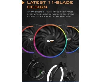 Aigo Darkflash Tracer All In Liquid Cooler Dt 120 Rainbow