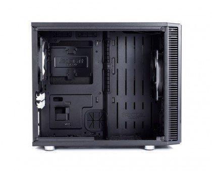 Fractal Design Define Nano S Black Computer Case FD CA DEF NANO S BK 1