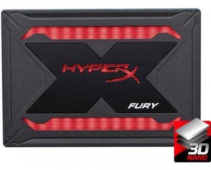 HyperX Fury RGB 960GB Interal SSD SHFR200960G