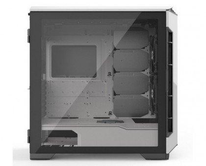 Phanteks Eclipse Tempered Glass ATX Mid Tower Computer White PH EC600PSTG WT01