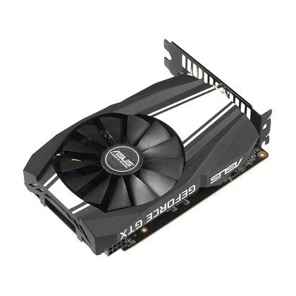 Asus Phoenix GeForce GTX 1660 Ti OC Edition 6GB GDDR6 192 Bit Graphics Card PH GTX1660TI O6G....