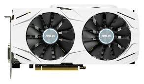 Asus Dual OC 6GB GDDR5 192 Bit GeForce GTX 1060 DUAL GTX1060 O6G Card 90YV09X0 M0NA00
