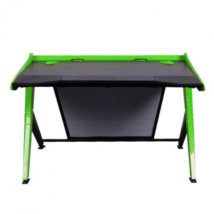 Dxracer gaming table green 5