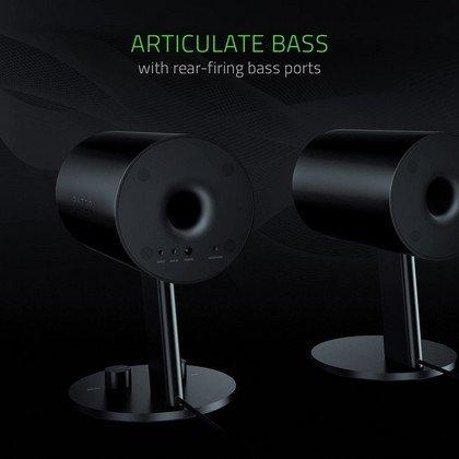 Razer Nommo Custom Woven Fiberglass 3inch Drivers best speaker