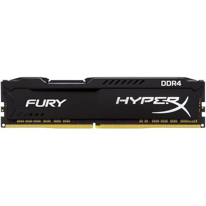 Kingston Technology HyperX Fury Black 8GB 3200MHz DDR4 2