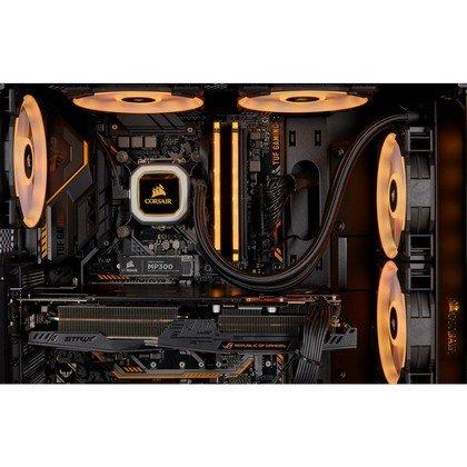 VENGEANCE® RGB PRO 16GB 2 x 8GB DDR4 DRAM 3200MHz C16 Memory Kit TUF Gaming Edition 2