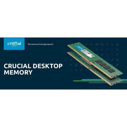 Crucial CB8GU2666 RAM 8GB DDR4 2666MHz UDIMM CB8GU2666 2